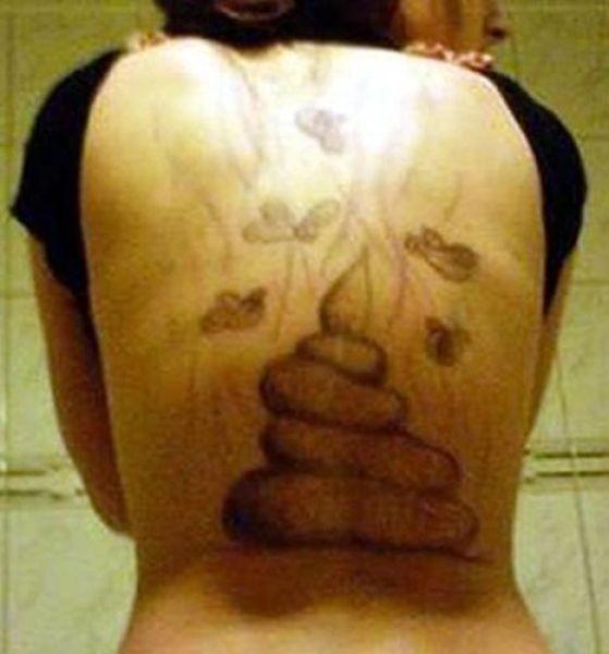 Татуировщик отомстил клиентке