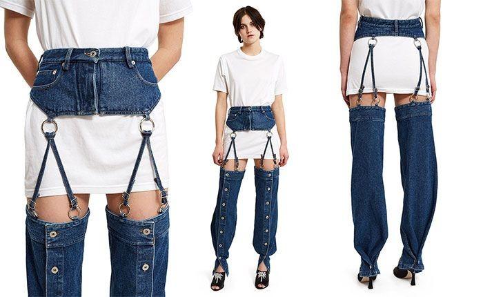 Как выглядит самая суперсовременная мода