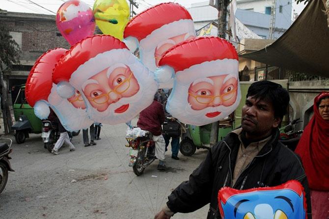 Как выглядит католическое Рождество в Индии