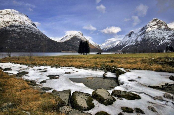 Неописуемая красота природы - красивые картинки