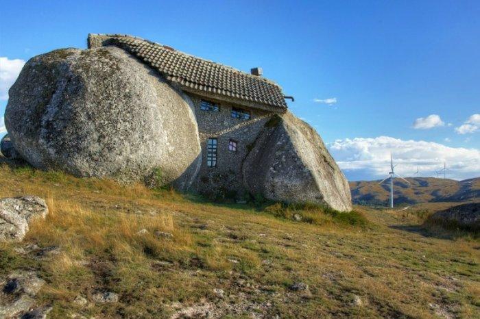 Самые странные дома в мире