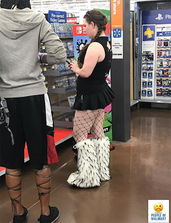 Самые странные покупатели в магазинах