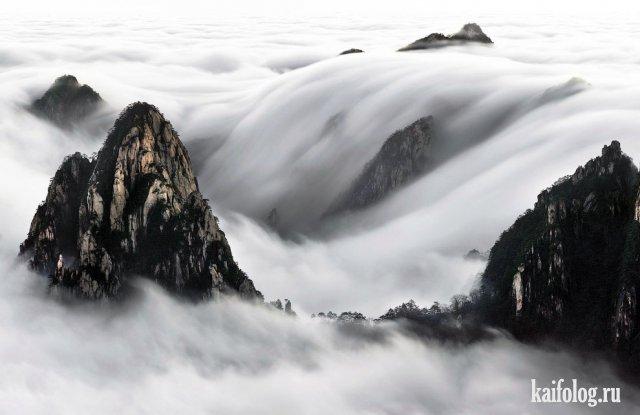 Самые красивые и потрясающие фотографии природы