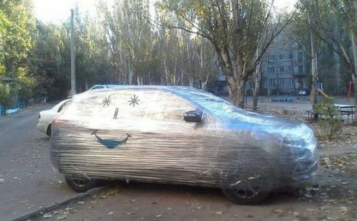 Свежий сборник улетных автоприколов