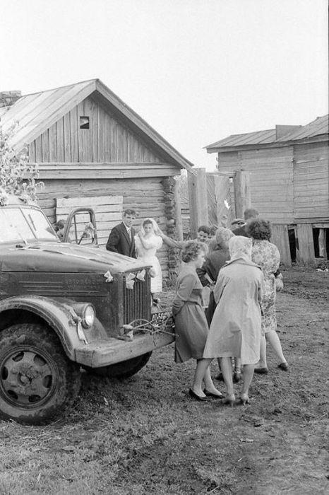 Подборка прикольных фотографий из прошлого