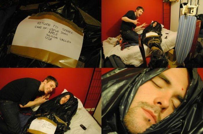 Как уснуть когда после запоя