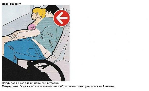 Как сделать это в машине - дельные советы