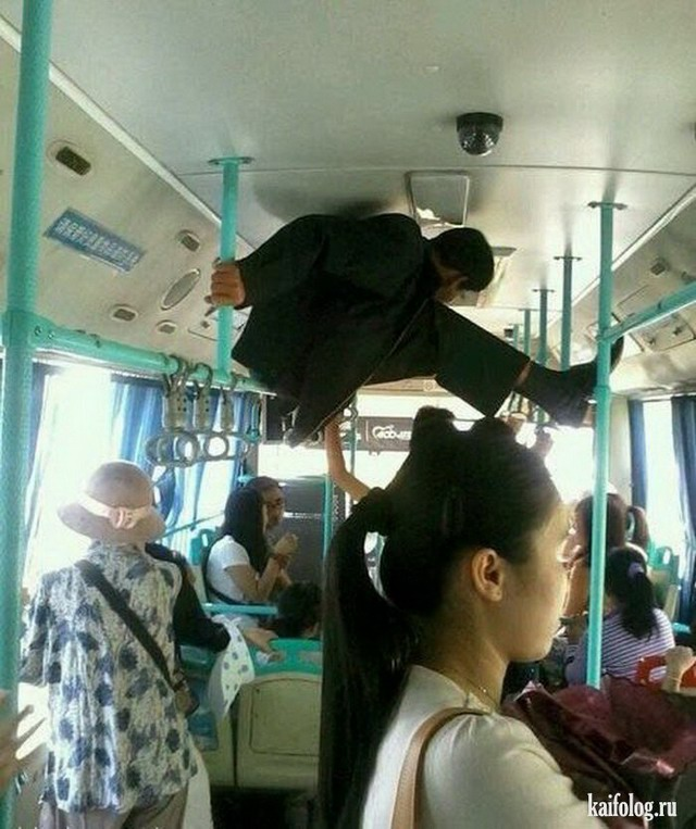 Прикольные фотографии из Азии. Такой Восток...