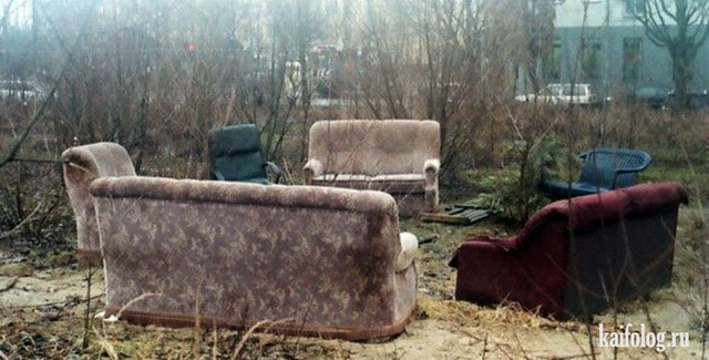 Подборка диванных приколов