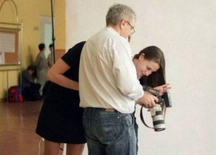Смешные фотографии, сделанные в самый удачный момент