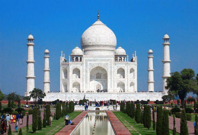 Самые знаменитые места мира - фото из путешествий