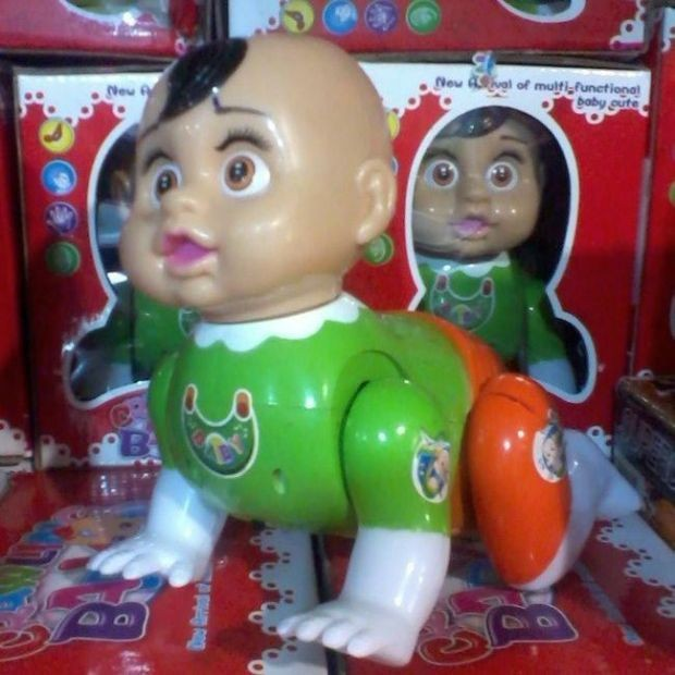 Самые странные игрушки - подборка совсем не детских приколов