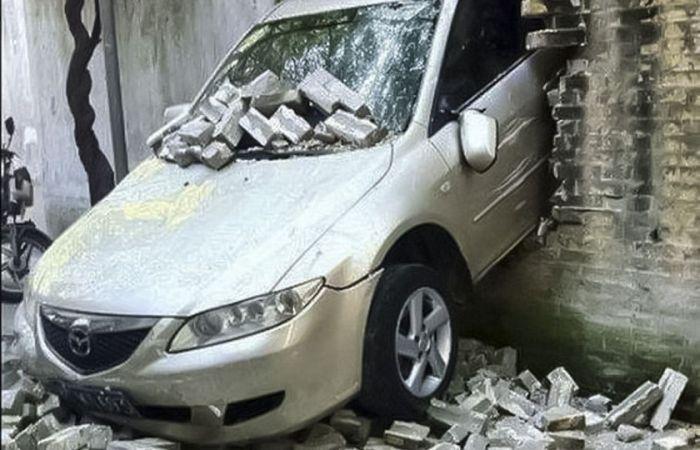 Подборка аварий с самым неожиданным финалом