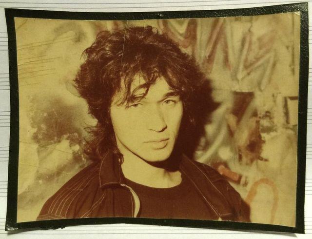 Подборка редких фотографий русских рок-звезд