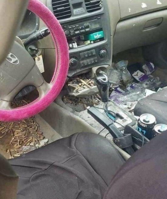 Свежие автомобильные приколы - веселые картинки на автотему