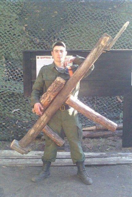 Свежий сборник армейских приколов