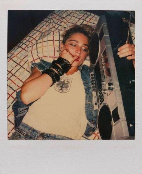Как выглядела певица Мадонна в 1983 году