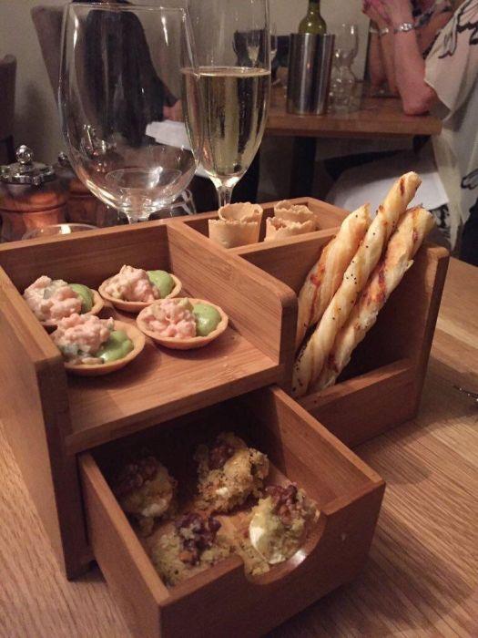 Необычная подача блюд в европейских ресторанах