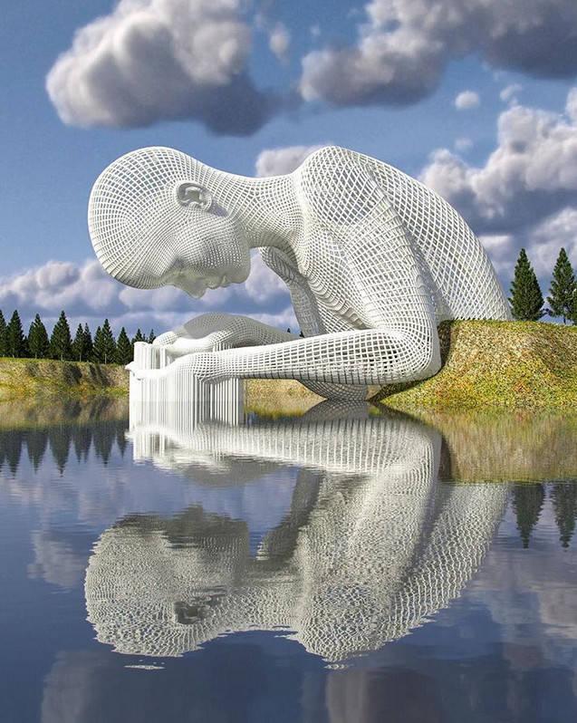Современный арт - подборка впечатляющих инсталляций и скульптур