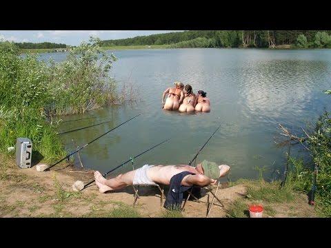 Свежая подборочка приколов про рыбалку