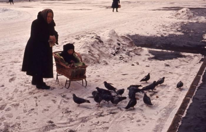 Когда не было Интернета - как выглядели зимние каникулы в СССР