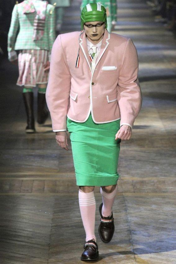 Такая вот мужская мода...