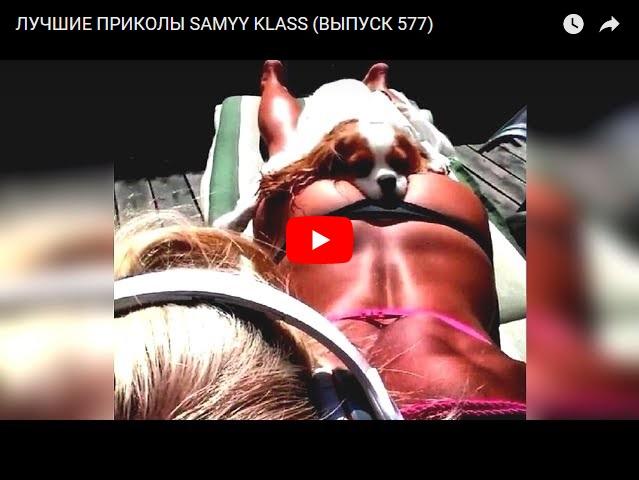 Самый класс - сборник смешного видео №577