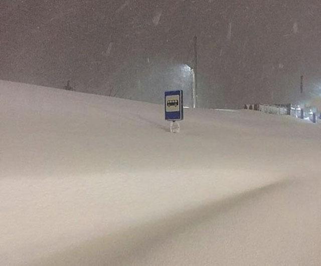 Прикольные фото настоящей русской зимы
