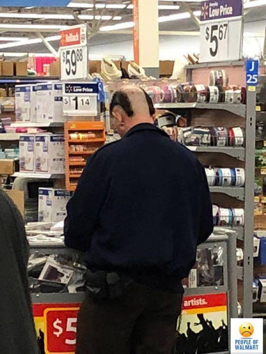 Смешные наряды покупателей в американских супермаркетах