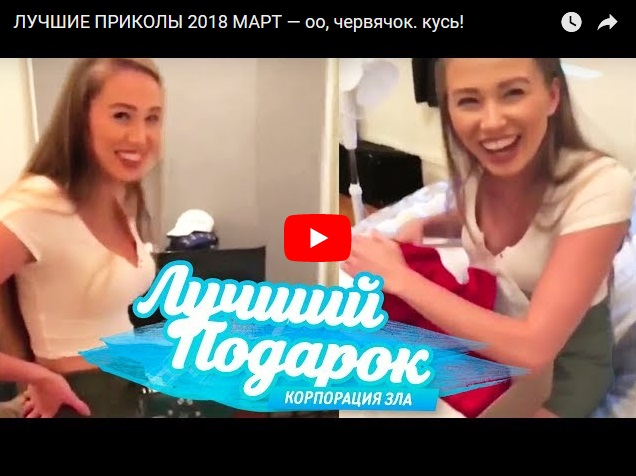 Лучшее смешное видео марта 2018
