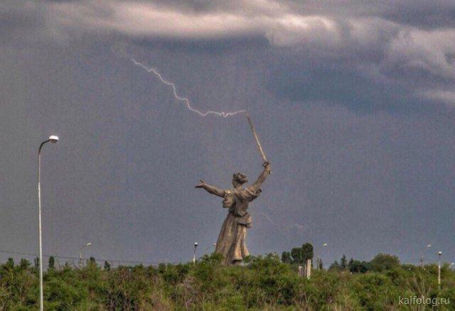 Странные русские приколы