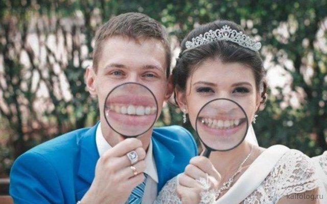 Свежий сборник свадебных приколов - полная ржака
