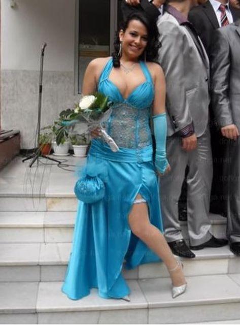Самые странные платья для выпускного