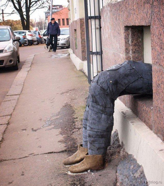 Приколы про русскую смекалку. Смешные картинки
