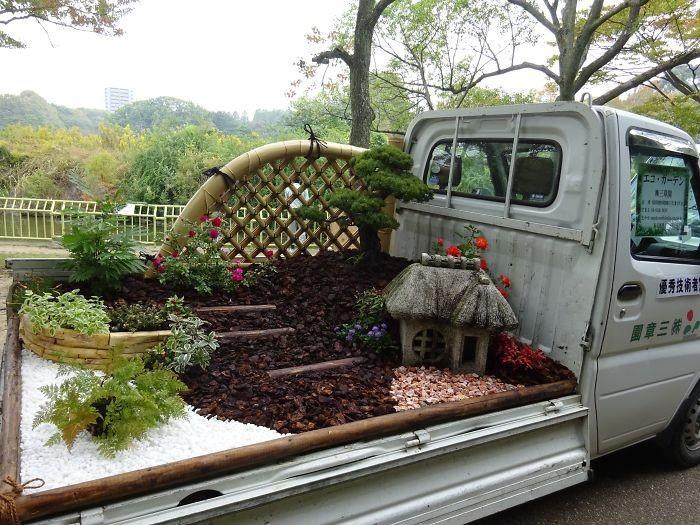 А вы знаете как выглядит конкурс садов?