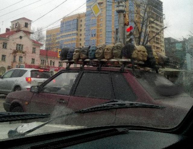 Новые улетные автоприколы