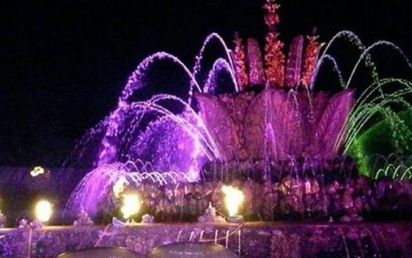 Самые красивые фонтаны мира
