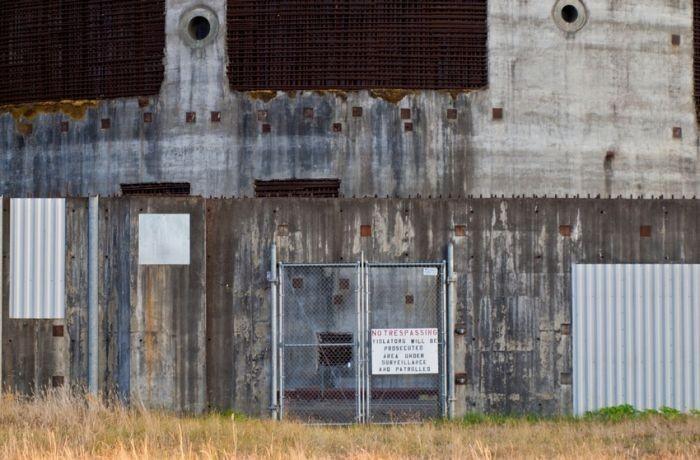 Как выглядит заброшенная атомная станция в Вашингтоне