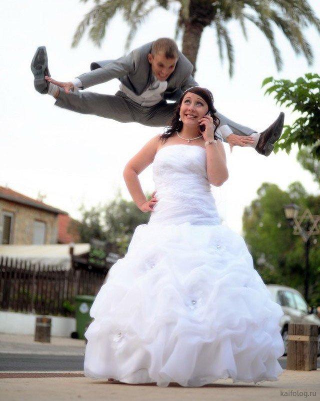 Приколы про свадьбу - самое смешное торжество