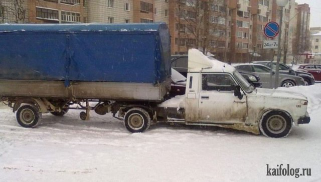 Приколы про русскую изобретатальность