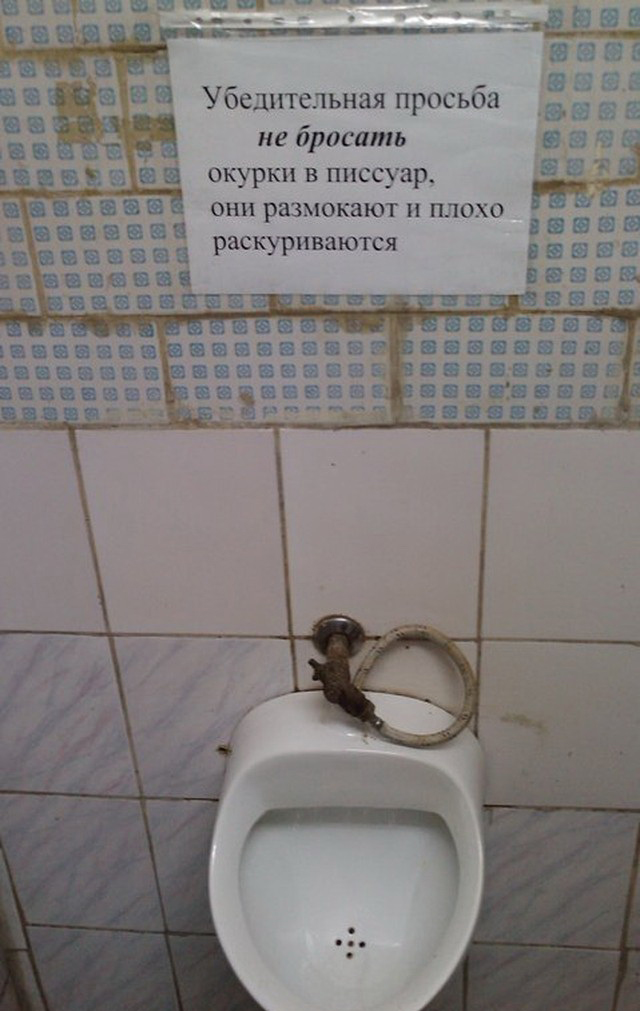 Такие фото можно увидеть только в России