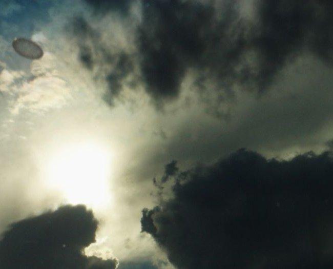 Реальные фотографии НЛО