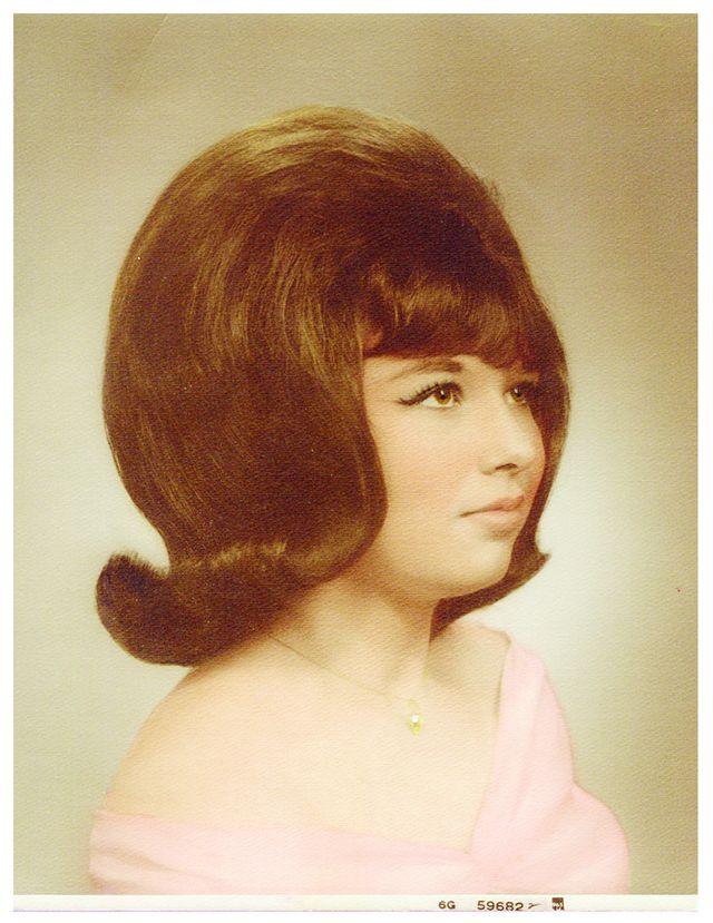 Как это было - прически 60-х годов прошлого века