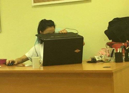 Тем временем в России - подборка смешных картинок