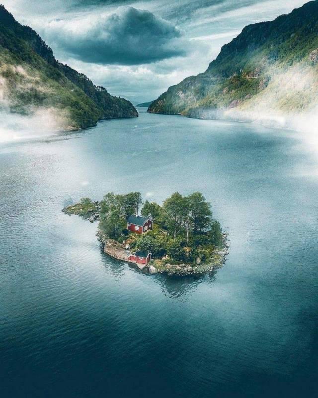Красивые фотки из разных уголков мира