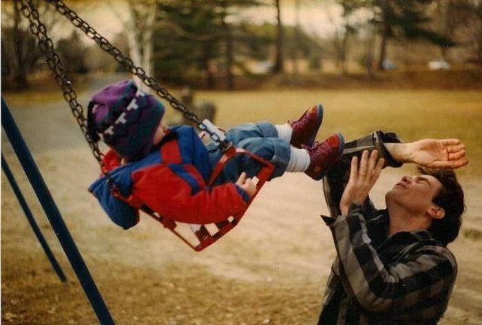 Фотографии, сделанные в идеальный момент