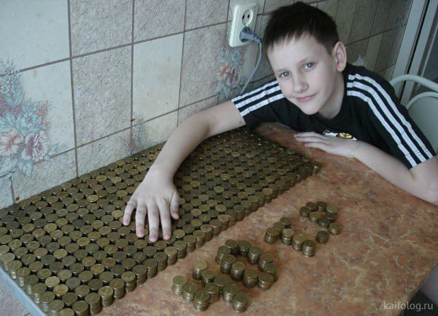 Русские деньги, бесмыссленные и беспощадные