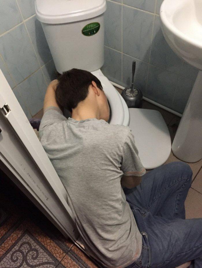 Как отдыхает молодежь