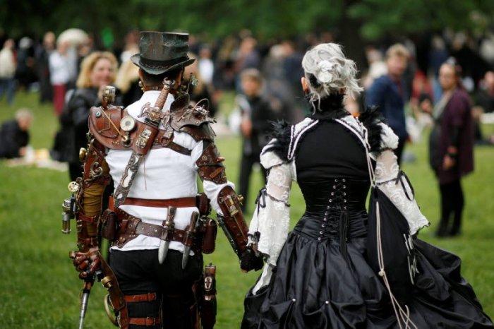 Фестиваль бесовщины в Германии