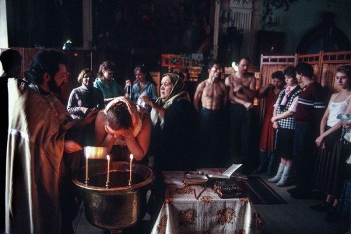 Фото из СССР эпохи 80-х годов